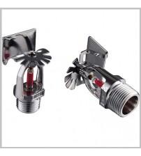 Đầu phun sprinkler DN15, DN20 loại quay ngang