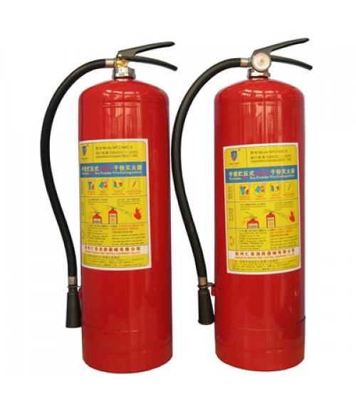 Bình chữa cháy ABC 8kg MFZL8